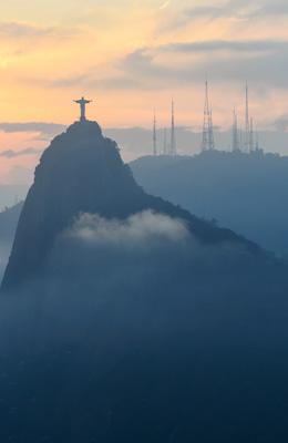 Brasil Radeemer statue